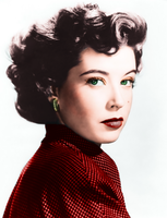 Gloria DeHaven colorization 1 by onlyalive8