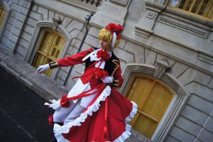 Pandora Hearts: Artbook Oz 3 by J-JoCosplay