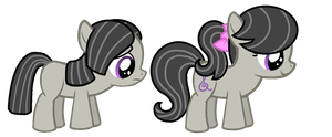 Young Octavia Melody Pie by StarryOak