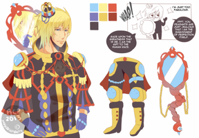 Adoptable 17 The Narcissistic Prince [CLOSED] by MHWAdopt