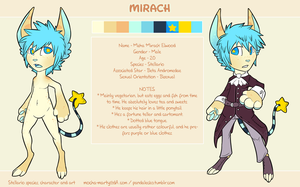 Stellario: Mirach by Inklash