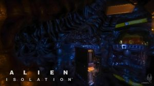 Alien Isolation 041 by PeriodsofLife