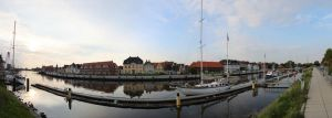 Port of Glueckstadt by IndependentlyConceal