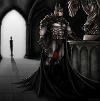 The Batman Mausoleum by Sgrum