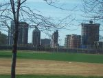 Chicago Baseball Field by jstan714