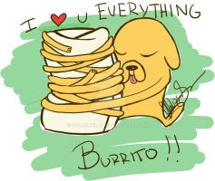 Everything burrito by solismele