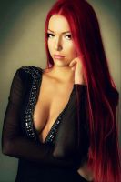 Another Erza Scarlet In real life by Altair-Ezio