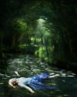 Ophelia by Manink