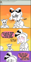 [ASK!Beans #103] How does it feel to be in a game? by DatWeirdoWhoLuvsMilk