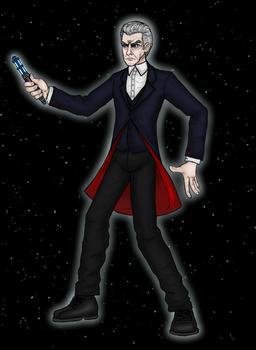 12th Doctor by ramisirote