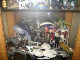 my star trek collectibles by jy1971