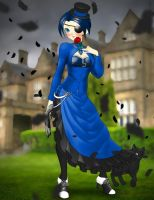 Girly/Fem!Ciel Phantomhive NEWER version by RomanoLoves-Italy3