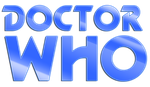 Doctor Who Pertwee/McGann logo PSD by SylkRode