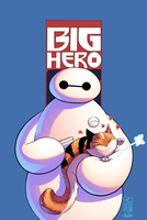 Baymax by J-Skipper