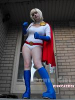 Power Girl V2.1 by PinkCarbon