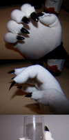 KageKao Gloves by GingaAkam