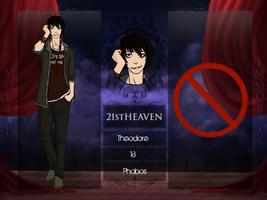 21st heaven || Phobos by Water-edDown