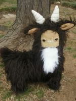Nostradamus the Billy Goat by lumpybits