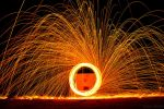 The Burning Ring of Fire by TaGiRoCkS