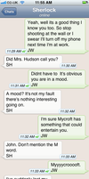 The Personal Text Log of Dr. John Watson Pt. 2a by blissfulldarkness