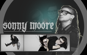 Sonny Moore Wallpaper by fueledbychemicals