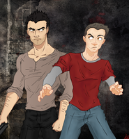 Sterek: A Picture of Innocence by Weasley-Detectives