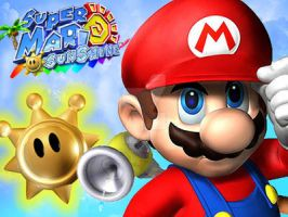 Super Mario Sunshine by lCreativeArtl