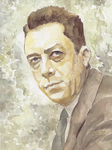 Albert Camus by MrMusX
