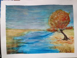 Watercolors1 by RivkaS