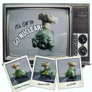 Go Nuclear Collectible by vrlovecats
