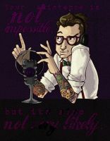 Cecil Gershwin Palmer, Welcome to Night Vale by Armeleia
