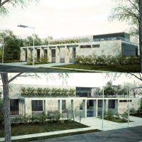 educational center option 1 by kasrawy