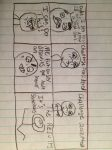 hand drawn rage comic by Mesamob