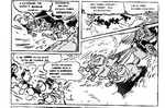 Uncle Scrooge/The Mighty Thor: Internal Panel by Tulio-Vilela