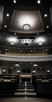 Auditorium Lights by JoseAvilaPhotography