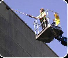 Cladding Cleaning Service in Milton Keynes by clearmagic