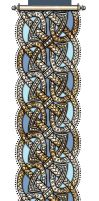 Celtic Knotwork 01 by muzski