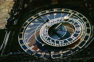 Astrology clock II by horeb
