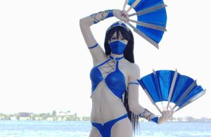 Kitana Mortal Kombat 9 by Jane-Po