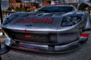Ford GT Le Mans HDR II by nukethewhalez