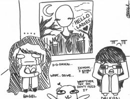 Slender man is coming to get us. by Field-Of-Stars