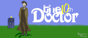 Header: Doctor Ten by EmonyJade