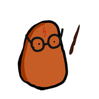 Harry Potatah by MechaNaruto11