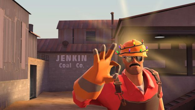 Team Fortress 2 Background by Soorena6