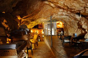 Cave bar - Dubrovnik by wildplaces