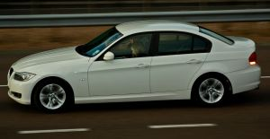 Evening BMW by DundeePhotographics