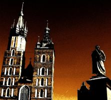 Cracow Is Burning by joulupukkin