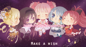 Make a wish by puddinprincess