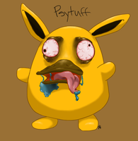 ''Pokefusion'' Psytuff by Alisha-town