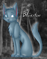 Bluestar by stripedkitty